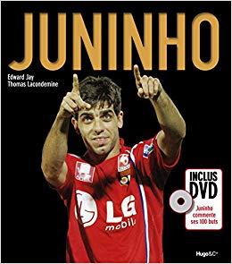 juninho livre autobiographie olympique lyonnais juninho pernambucano cadeau supporter OL