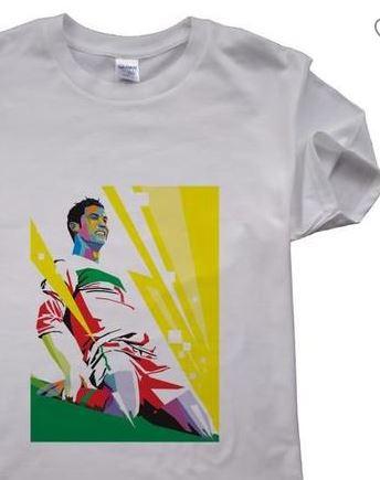 t shirt cristiano ronaldo cr7 pour enfant adulte cadeau noel supporter real madrid idée cadeau le coup du scorpion coupduscorpion2