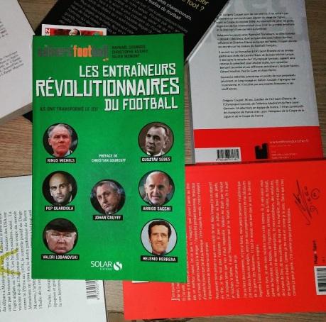 Les entraîneurs révolutionnaires du football, un livre incroyable qui revient sur l'histoire et l'évolution de la tactique