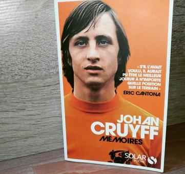 mémoires johan cruyff autobiographie biographie légende histoire du football joan cruyf cruiff