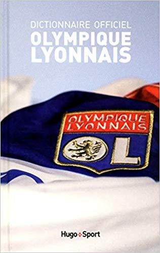 dictionnaire officiel olympique lyonnais cadeau pour supporter de lyon ol football OL