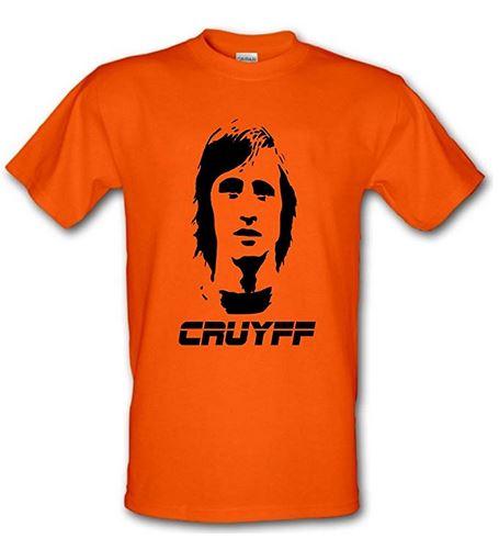 johan cruyff le révolutionnaire t shirt